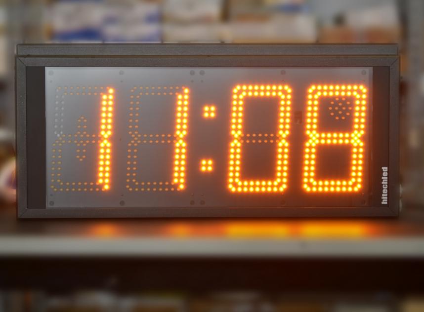 HTL - LED display - orologi a LED