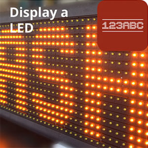 display-a-led