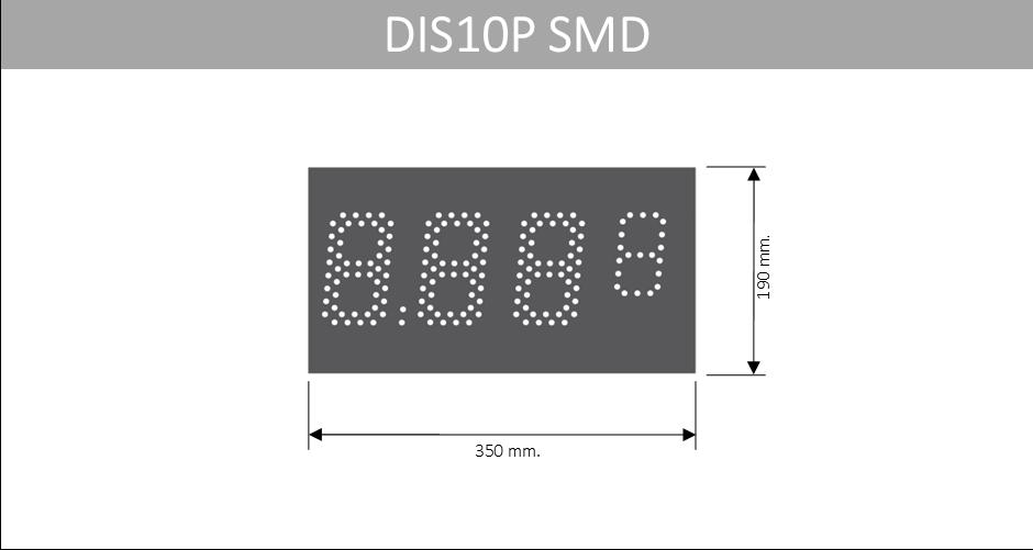 DIS10P SMD