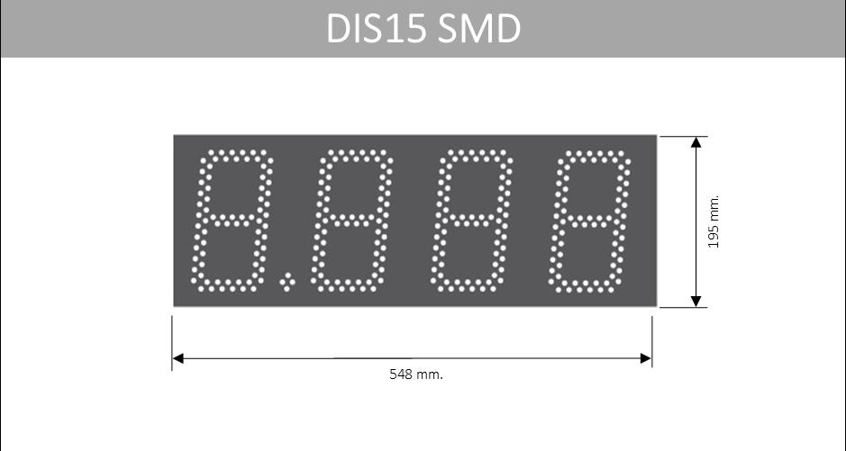 DIS15 SMD