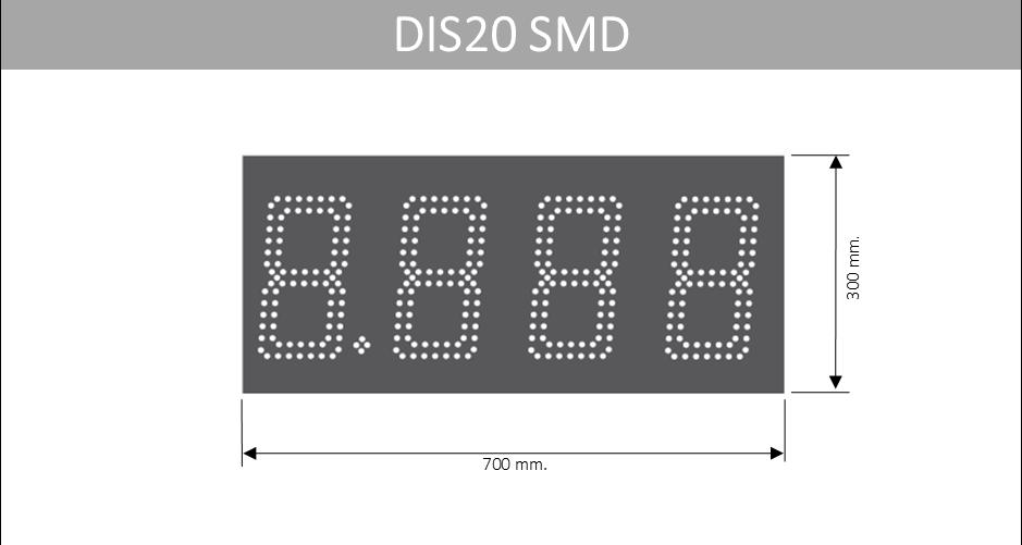 DIS20 SMD