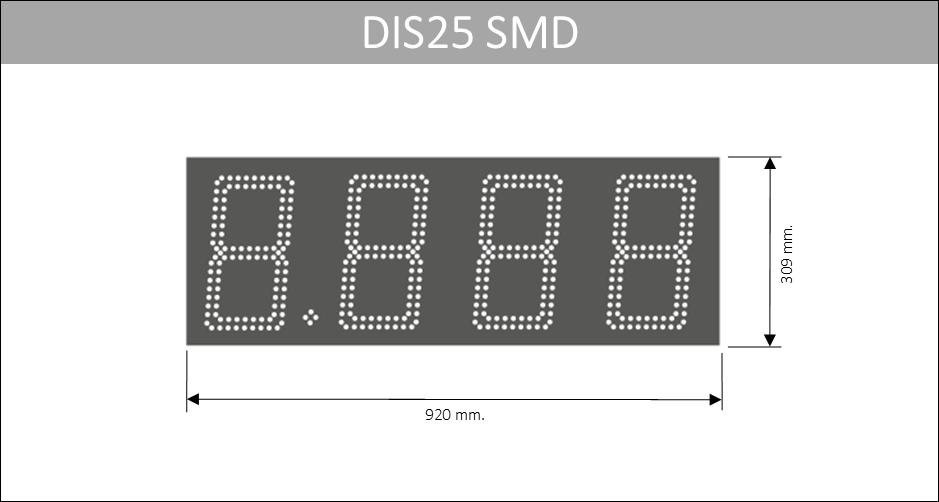 DIS25 SMD