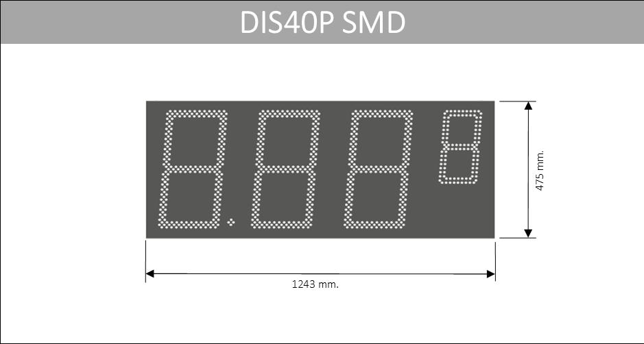 DIS40P SMD