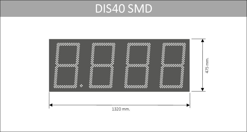 DIS40 SMD