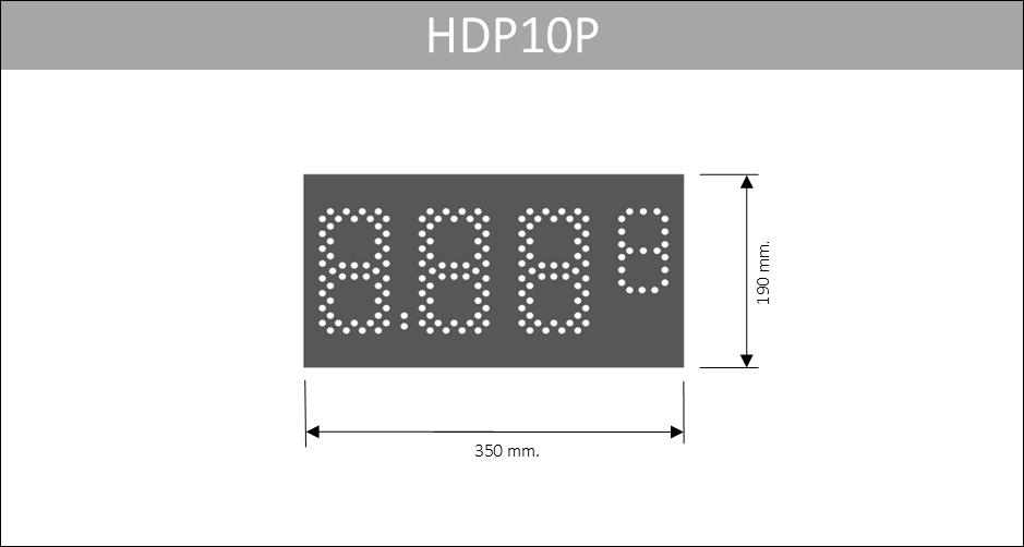 HDP10P