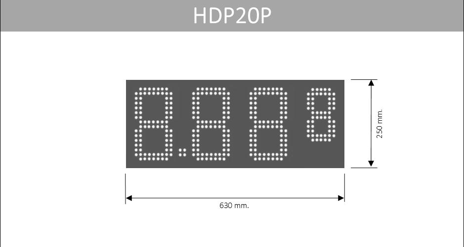 HDP20P