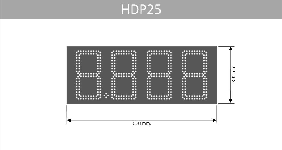 HDP25n