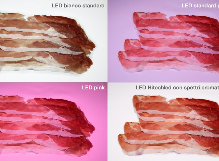 Soluzioni LED Food 33