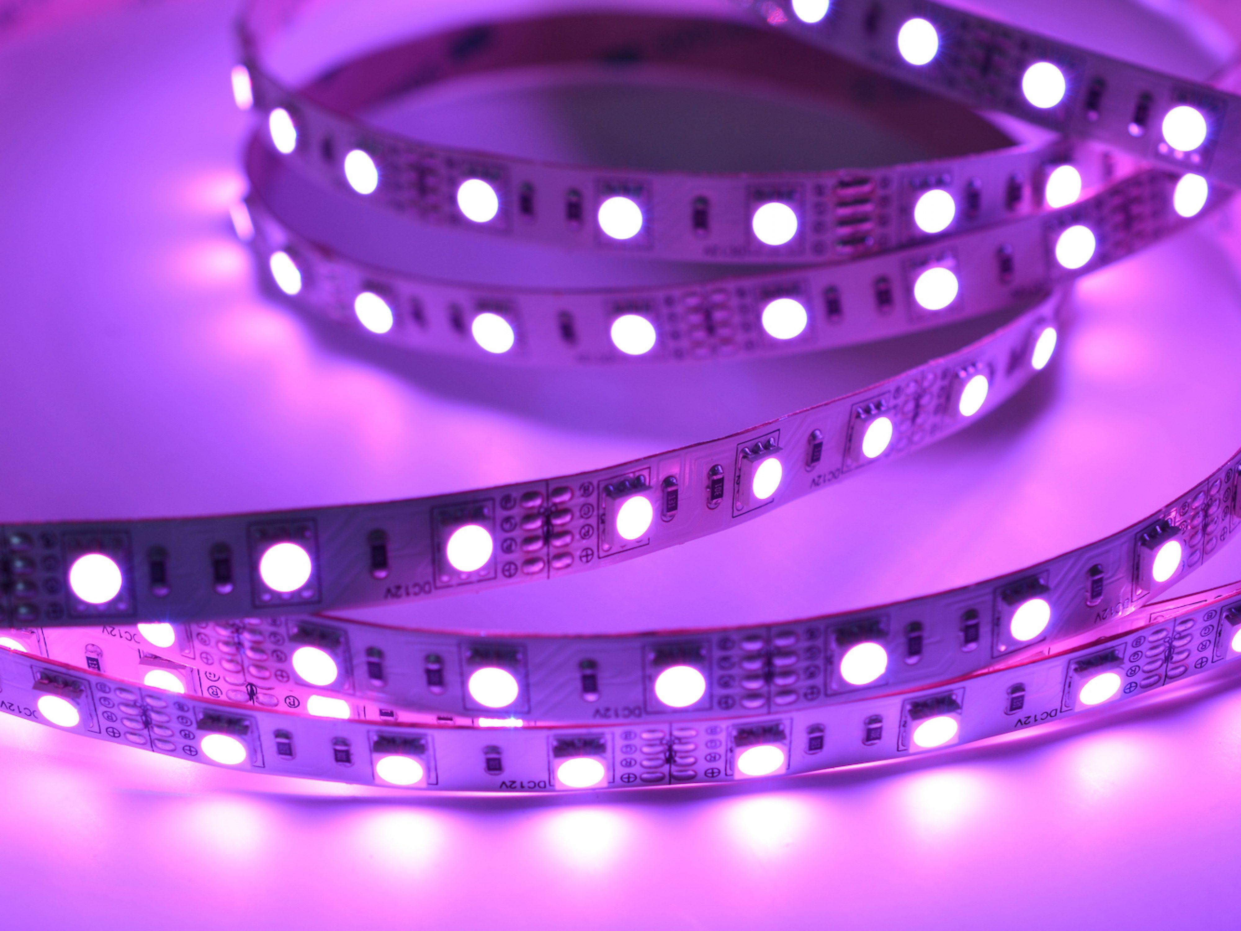 Strisce LED HS9 120 12 RGB